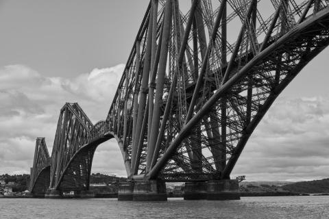Ballater Eisenbahnbrücke
