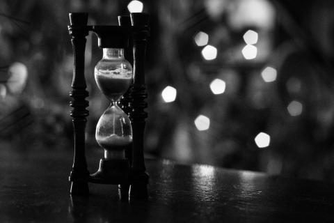 Zeit wartet auf niemanden