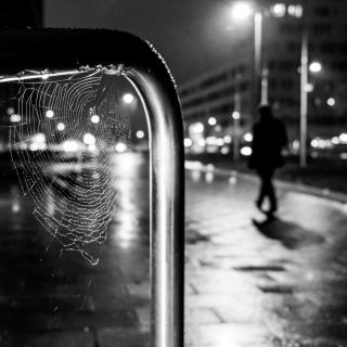 Januar-Tristesse in Hamburg