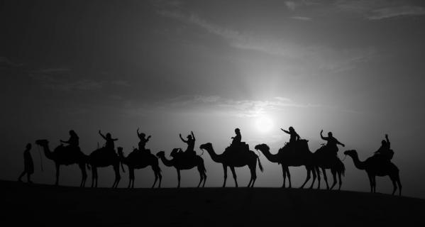 Wüsten Tour, Merzouga