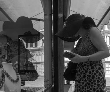 Spiegelei in Venedig