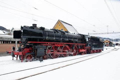 Dampflok Baureihe 01 202