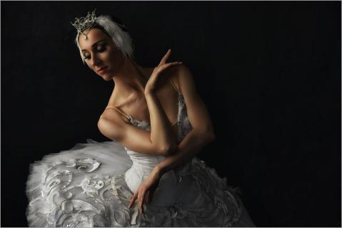 Svetlana als Odette