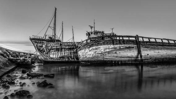 Schiffwracks