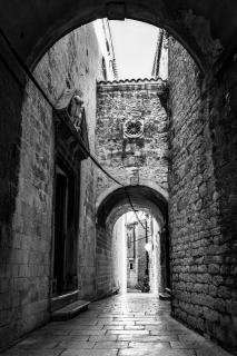 Street of Sibenik
