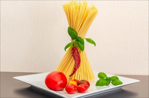 46 - angela sundheim -ein Strauß Spaghetti