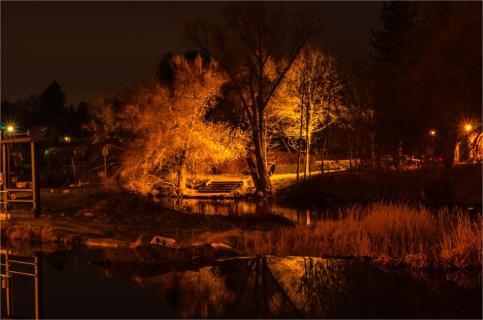 -50- tiefe Nacht - Angela Sundheim