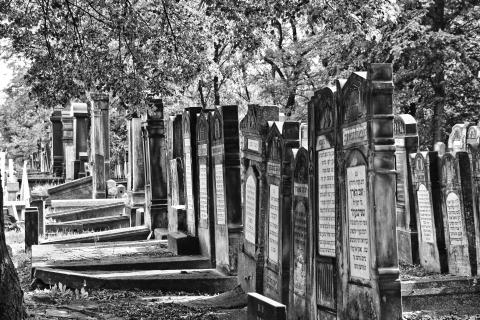 Friedhof Lodz