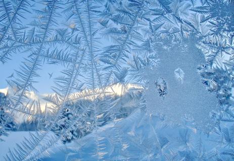 Eiskalter Durchblick...