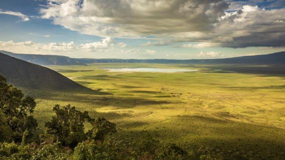 Ngorongoro Krater Tanzania