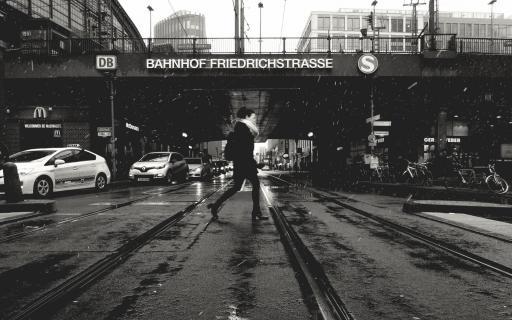 Bahnhof Friedrichstraße