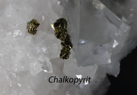 Mineral Chalkopyrit