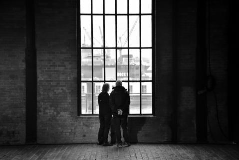 6_Ein Portrait am Fenster_Oliver_Lahem