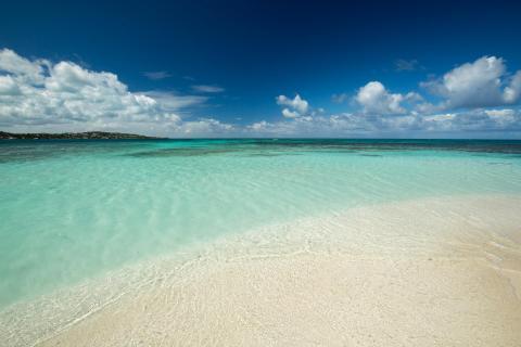 Antigua, Prickly Pear Island