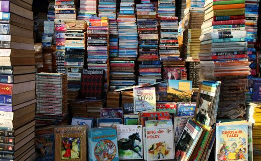 Books books books .......