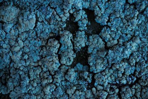 blaue Anderswelt
