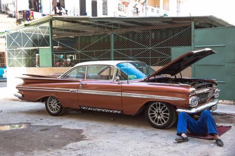 Chevrolet Reperatur