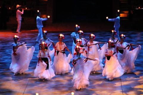 Prehispanic Show Mexico