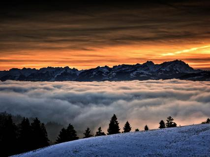 09 Wolkenformationen_Gustav_Sieber