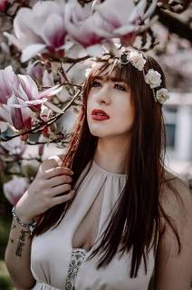 Ein Traum in Rosa - Magnolien