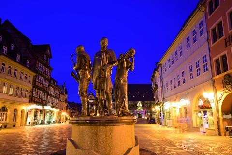 Altmarkt Quedlinburg