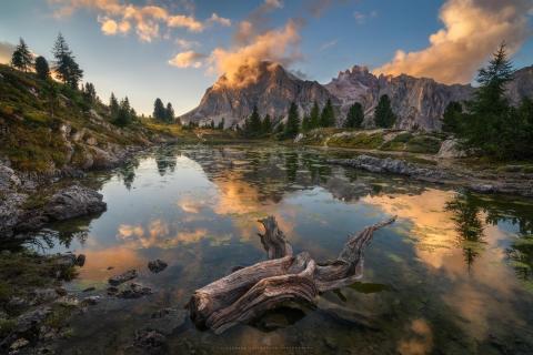 Lago di Limites