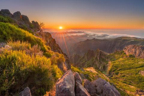 Pico do Arieiro Sunrise