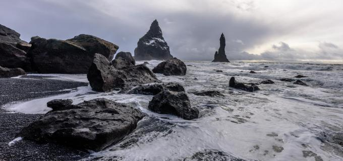 Island - Reynisfjara Beach