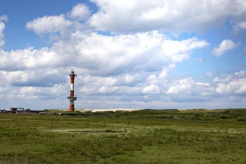 Leuchtturm West Wangerooge