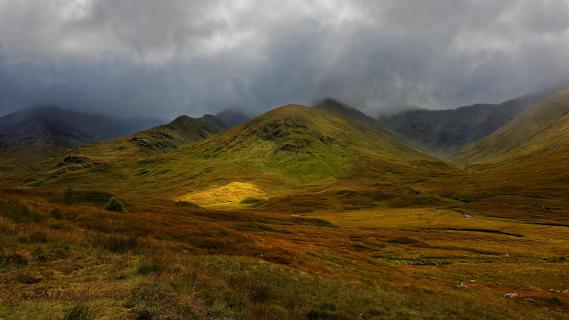 My Heart Is In The Highlands