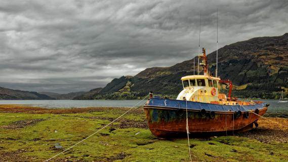 Loch Duich / Glen Shiel