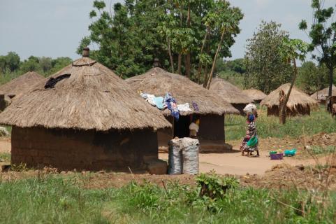 Nordost Uganda