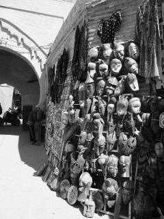 Marrakech masks