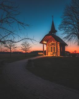 """Kapelle """"Zu den fünf Wunden"""""""