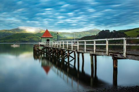 Banks Peninsula, Neuseeland