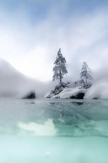 Hintersee | Different View of a bavarian lake II