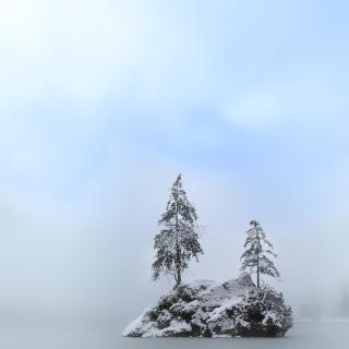 HIntersee | Different View of a bavarian lake VI