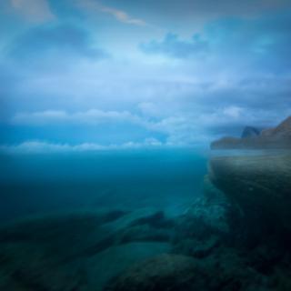 dive with me through the horizon