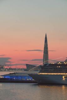 Nachtaufnahme St. Petersburg 1