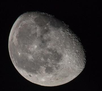 Unser Mond (19 Tage)
