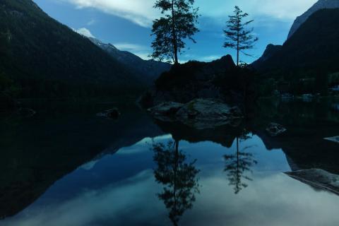 Hintersee Berchtesgadener Land