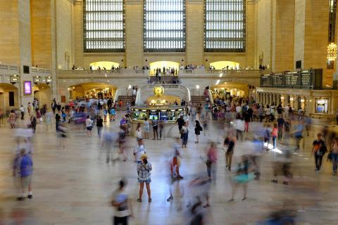Central Station Stress