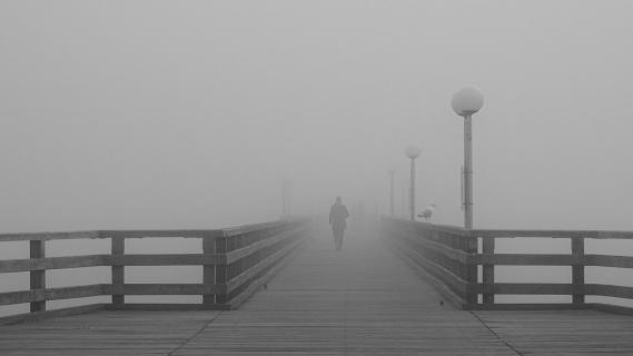Verschwunden im Nebel