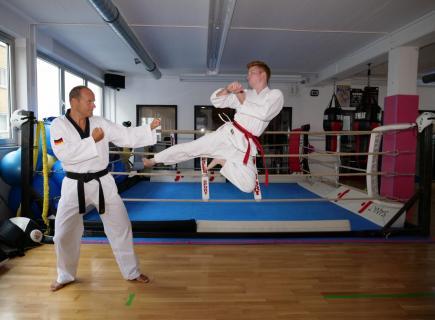 Art of Kicking