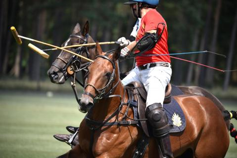 Zweikampf Polo