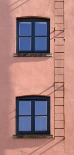 Fenster Leiter
