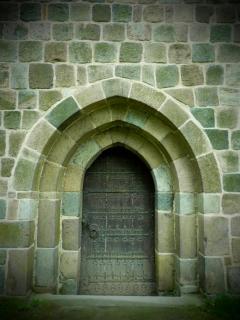 Klostertür