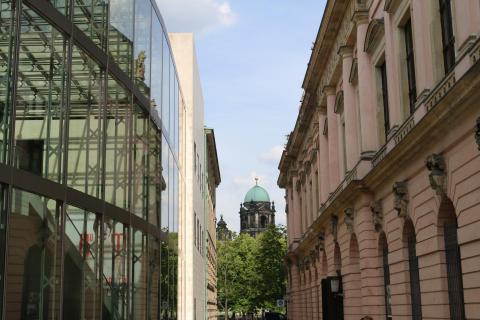 DEUTSCHES HISTORISCHE MUSEUM IN BERLIN (PEI BAU)