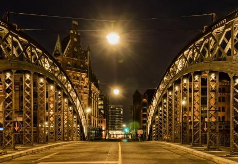 Brooks-Brücke Hamburg