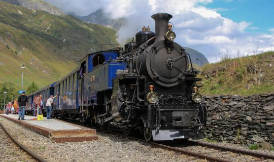 Furka Dampfbahn 02